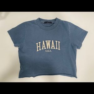 Brandy Melville Hawaii T-shirt